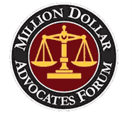 Million Dollar Advocate Forum – Top 1% Nationwide