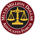 Multi-Million Dollar Advocates Forum – Top 1% Nationwide
