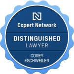 Distinguished Lawyer - Expert Network | Corey Eschweiler