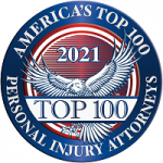 2021 America's Top 100 Personal Injury Attorneys®